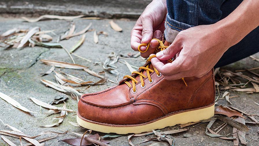 Vagabond – skor som håller